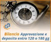 Bilancio 2019: Approvazione e deposito entro 120 o 180 giorni