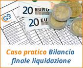 bilancio europeo 2017, bilancio finale di liquidazione