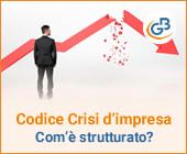 Com'è strutturato il Codice di Crisi d'impresa?