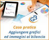 Caso Pratico: Aggiungere grafici ed immagini al bilancio da inviare ai clienti