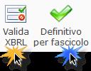 Bilancio XBRL: Divieto di inserimento immagini: esecuzione validazione o esecutivo fascicolo