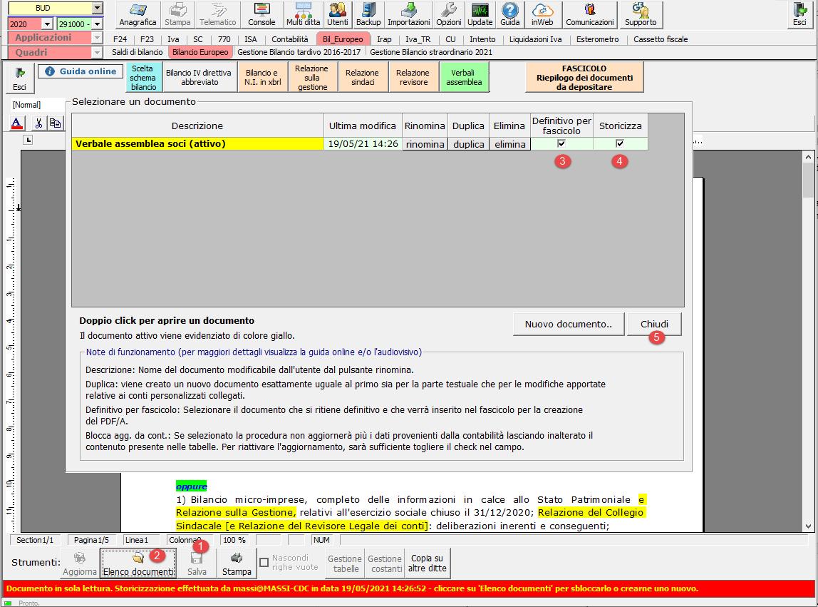 La Camera di Commercio non accetta il file PDF/A, che fare?: modo tradizionale pdf/a di tipo 1b
