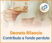 Decreto Rilancio: come avviene l'erogazione del contributo a fondo perduto?
