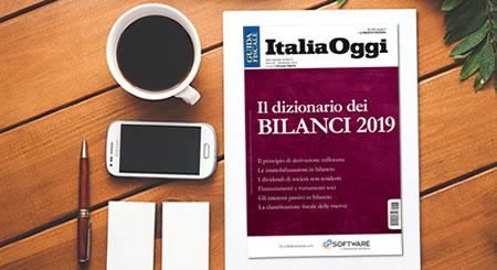 In collaborazione con Italia Oggi, è disponibile il book Il dizionario dei Bilanci 2019